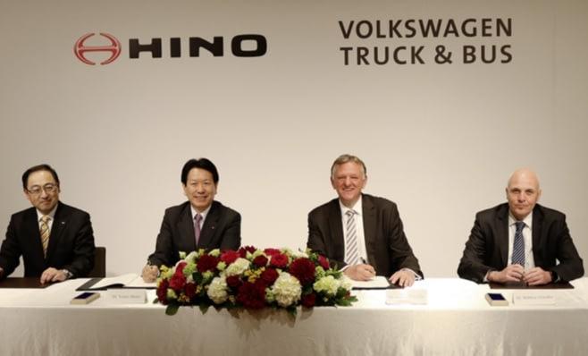 Imagem ilustrativa da notícia: VW C tem parceria com Hino