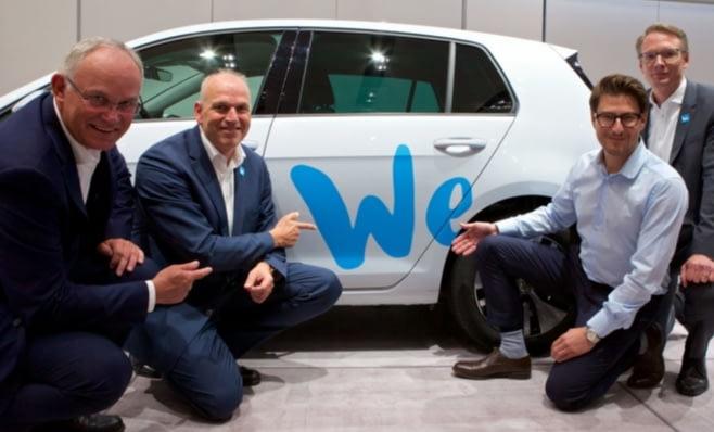 Imagem ilustrativa da notícia: Volkswagen investirá € 3,5 bilhões em digitalização