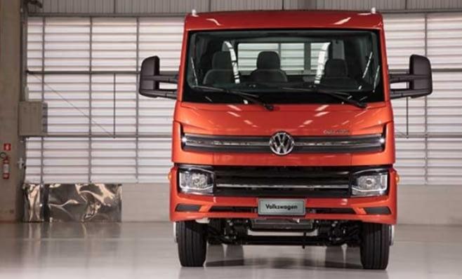 Imagem ilustrativa da notícia: Grupo Volkswagen Caminhões vende 12% mais em 2017