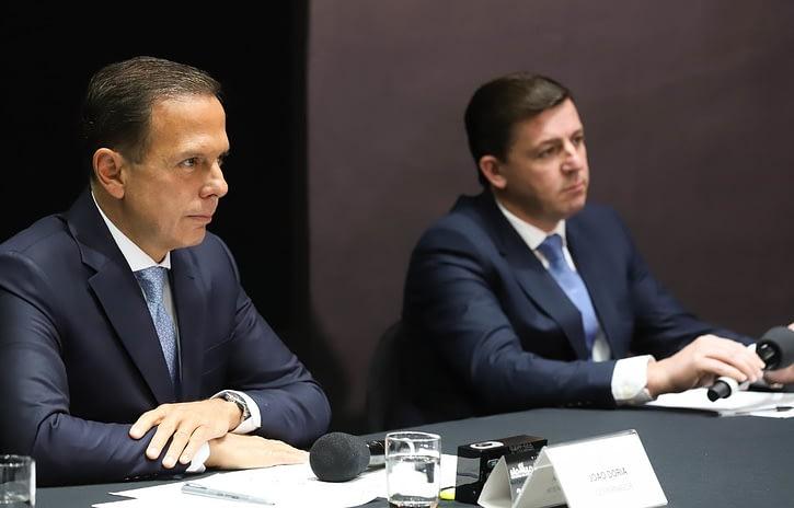 Imagem ilustrativa da notícia: Doria e Morando buscam investimento para a VW Anchieta