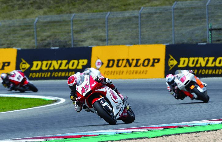 Imagem ilustrativa da notícia: Dunlop ingressa no segmento de pneus para duas rodas