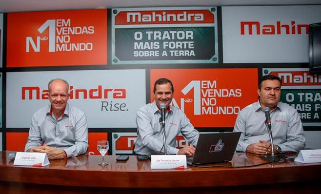 Imagem ilustrativa da notícia: Mahindra tem US$ 70 milhões para investir