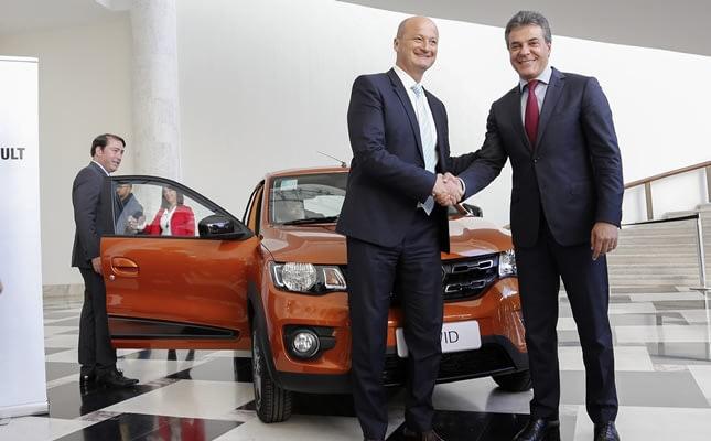 Imagem ilustrativa da notícia: Renault anuncia mais R$ 750 milhões para o Brasil