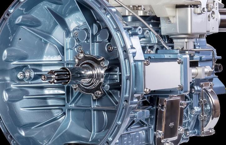 Imagem ilustrativa da notícia: Eaton espera maior adesão a câmbio automatizado