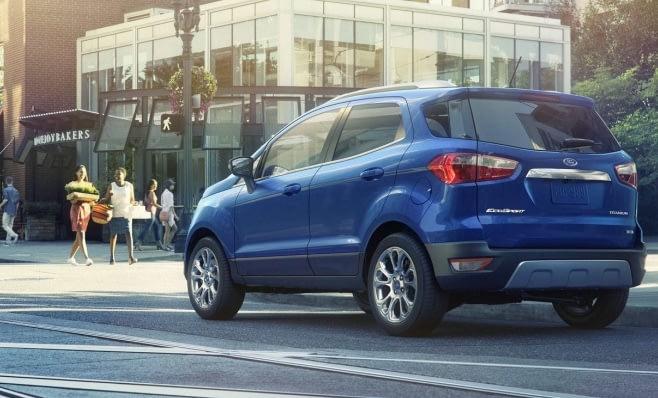 Imagem ilustrativa da notícia: Ford Ecosport chega aos Estados Unidos