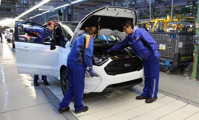 Imagem ilustrativa da notícia: Iniciada produção do Ford Ecosport na Romênia