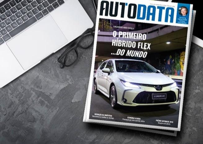 Imagem ilustrativa da notícia: Edição de setembro da revista AutoData já está no ar