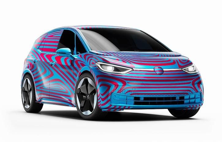 Imagem ilustrativa da notícia: ID.3, o elétrico da Volkswagen, gera alto interesse