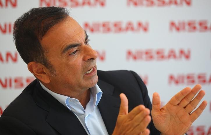 Imagem ilustrativa da notícia: Em vídeo, Ghosn conta sua história ao público