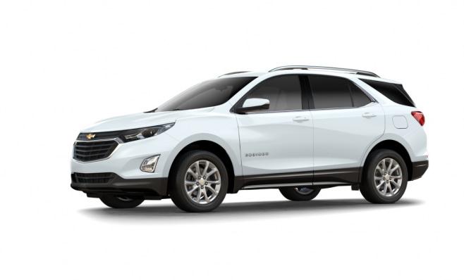 Imagem ilustrativa da notícia: SUV Equinox ganha versão de entrada de R$ 134,9 mil