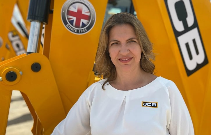 Imagem ilustrativa da notícia: Erica Jonas é a nova CFO da JCB para a América Latina