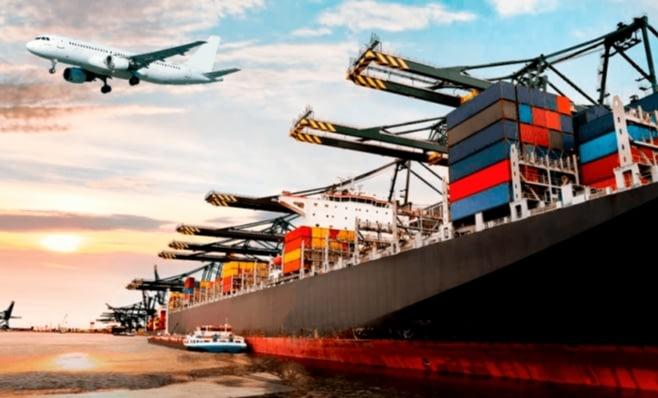 Imagem ilustrativa da notícia: Balança comercial tem superávit de US$ 3,3 bilhões
