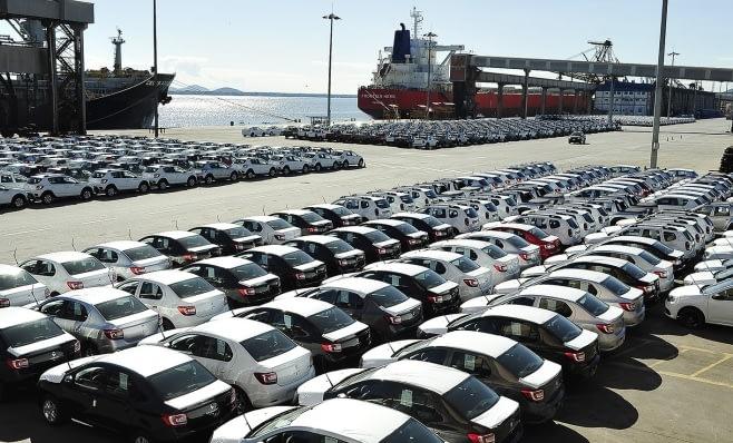 Imagem ilustrativa da notícia: Quadro das exportações Brasil-Argentina se agrava