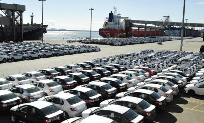 Imagem ilustrativa da notícia: Exportações: melhor trimestre da história.