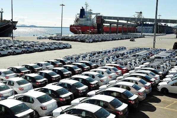 Imagem ilustrativa da notícia: Exportações: ascensão e queda em 2018.