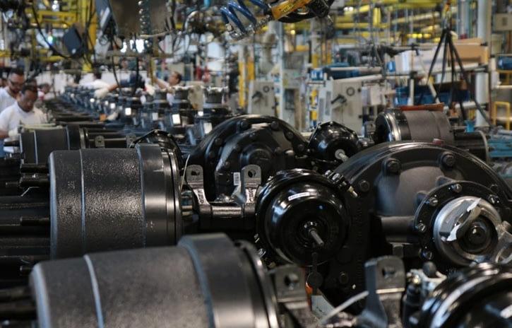 Imagem ilustrativa da notícia: Exportações de autopeças caem 24% em janeiro