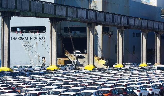 Imagem ilustrativa da notícia: Exportações fecham bimestre em queda