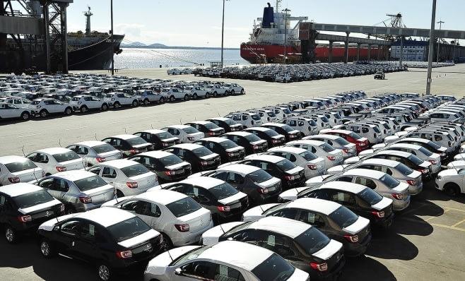 Imagem ilustrativa da notícia: Exportações registram outro recorde histórico