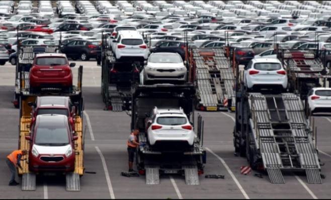 Imagem ilustrativa da notícia: Exportações no bimestre batem recorde com 112,7 mil unidades