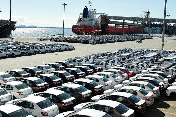 Imagem ilustrativa da notícia: Exportações têm pior mês desde 2016