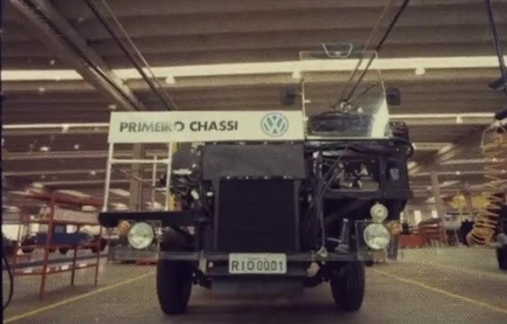 Imagem ilustrativa da notícia: Fábrica da Volkswagen Caminhões Resende completa 25 anos
