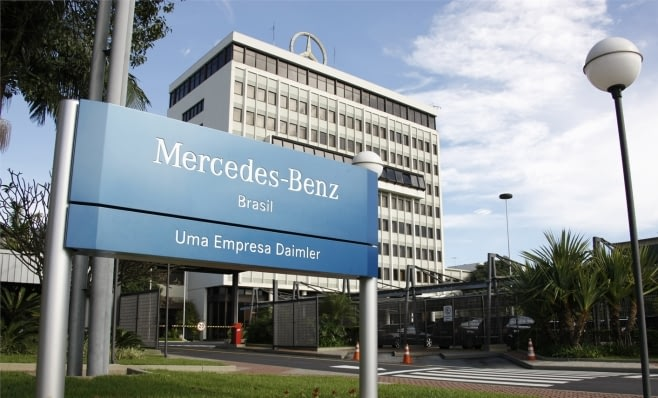Imagem ilustrativa da notícia: Mercedes-Benz firma sociedade com o TruckPad