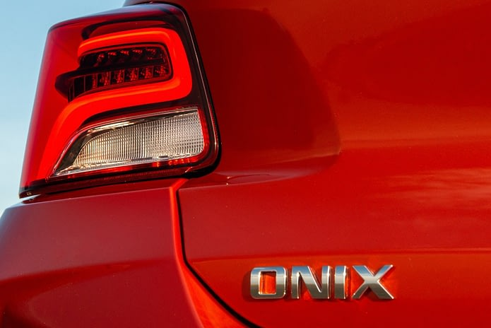 Imagem ilustrativa da notícia: Família Chevrolet Onix domina vendas em janeiro