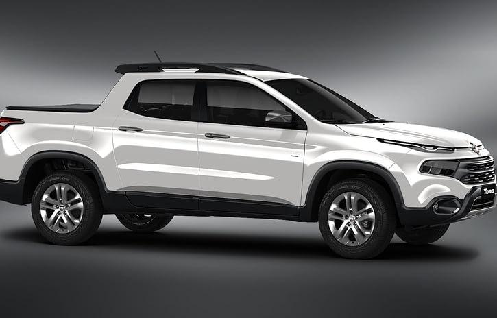 Imagem ilustrativa da notícia: Fiat expande linha da Toro 2020