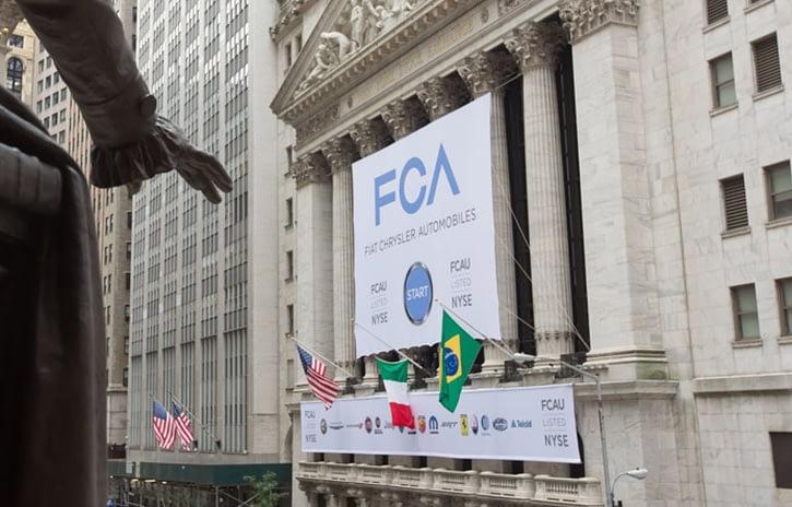 Imagem ilustrativa da notícia: FCA retira a proposta de fusão com a Renault