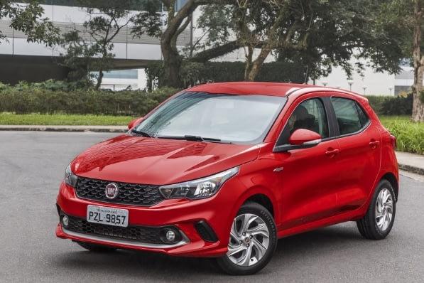 Imagem ilustrativa da notícia: Fiat Argo já vendeu mais de 100 mil unidades