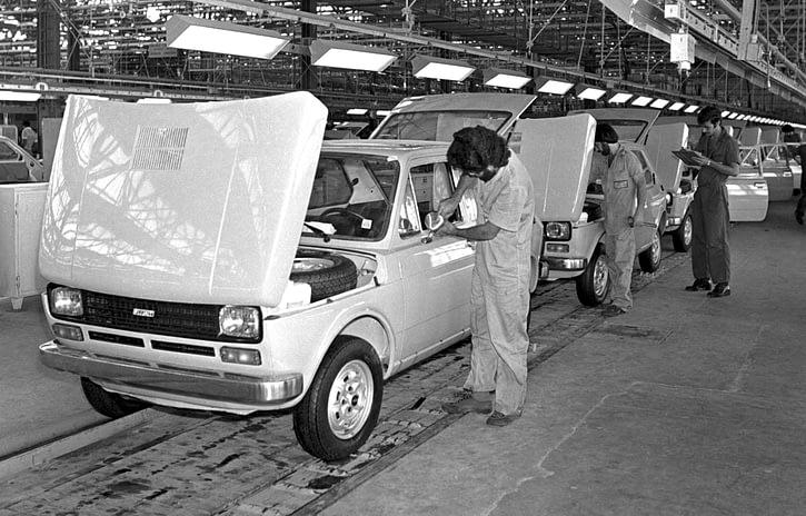 Imagem ilustrativa da notícia: Fiat Betim, modernizada, completa 44 anos