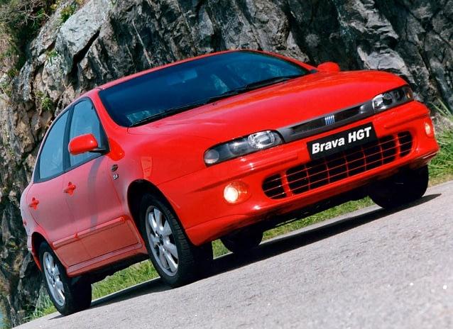 Imagem ilustrativa da notícia: Fiat Brava chegava ao Brasil há vinte anos