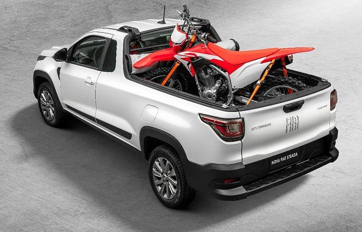 Imagem ilustrativa da notícia: Fiat espera lançar a Strada em julho