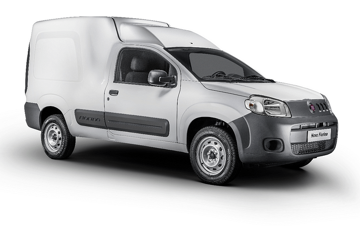 Imagem ilustrativa da notícia: Fiat Fiorino chega à linha 2021
