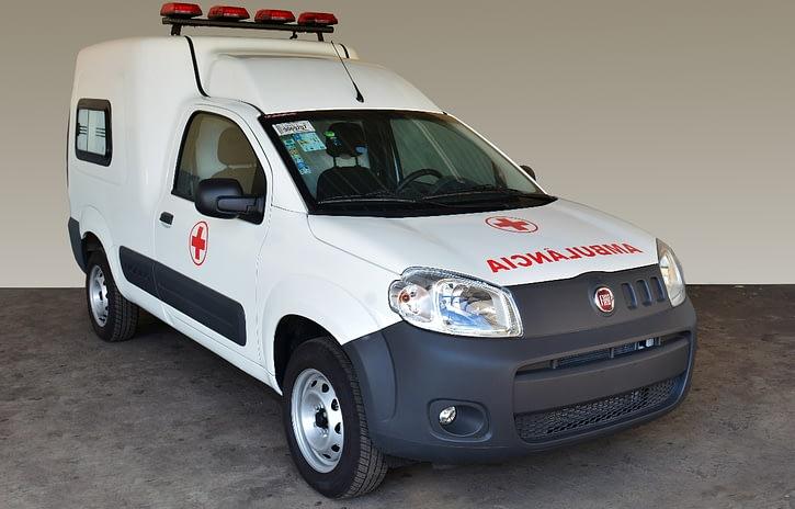 Imagem ilustrativa da notícia: Fiat lança versão ambulância do Fiorino