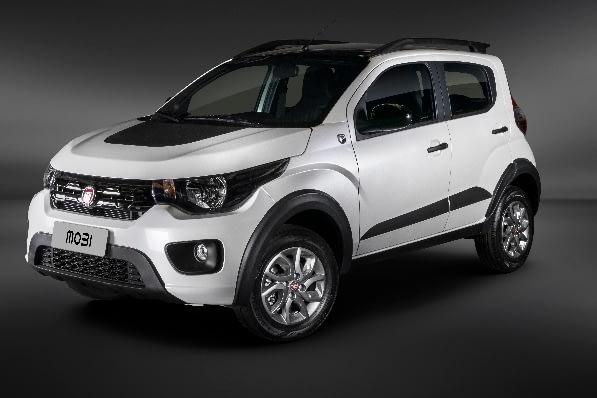 Imagem ilustrativa da notícia: Fiat Mobi ganha opção aventureira
