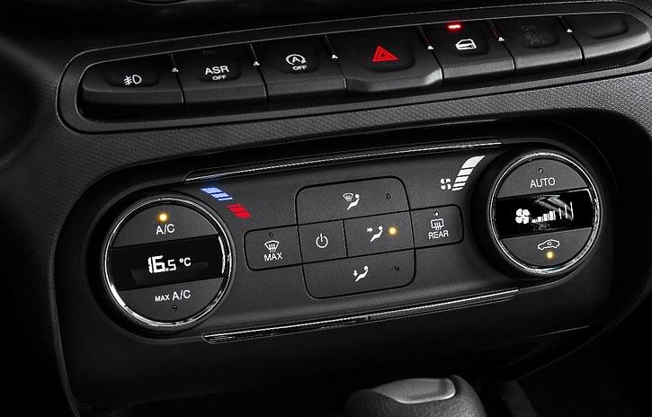 Imagem ilustrativa da notícia: Fiat planeja ar-condicionado digital de série para Argo e Cronos