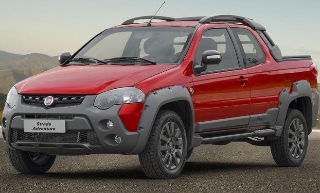 Imagem ilustrativa da notícia: Picape Fiat Strada completa vinte anos no mercado