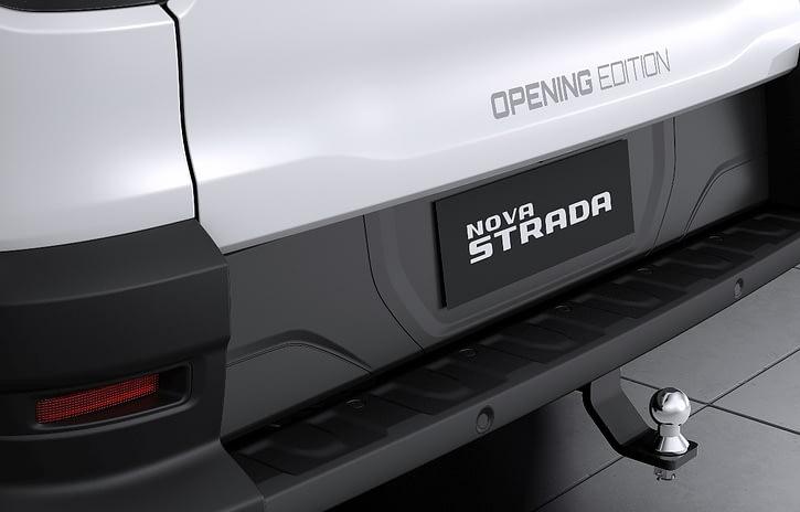 Imagem ilustrativa da notícia: Fiat Strada recebe série especial Opening Edition