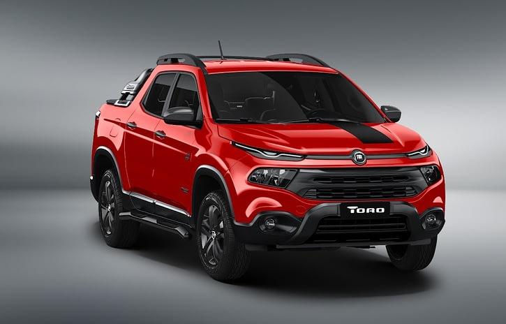 Imagem ilustrativa da notícia: Fiat Toro 2020 terá novo pacote de acabamento