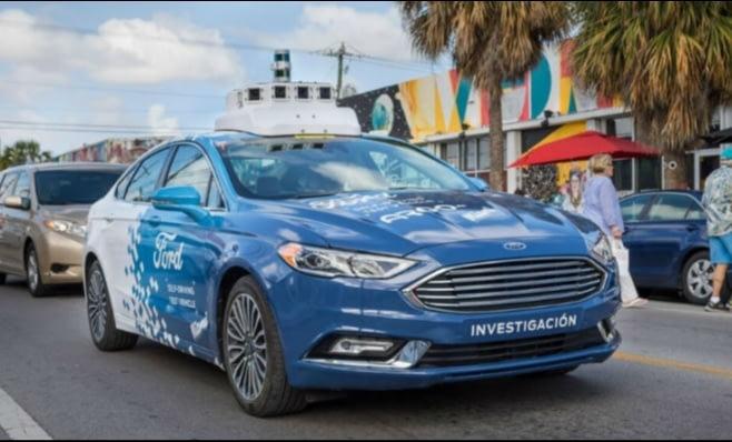 Imagem ilustrativa da notícia: Ford produzirá autônomos a partir de 2021