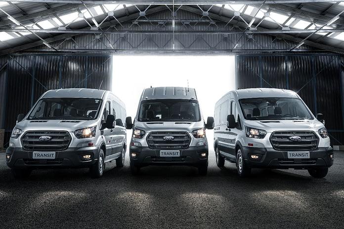 Imagem ilustrativa da notícia: Ford busca reconquistar cliente comercial com a Transit