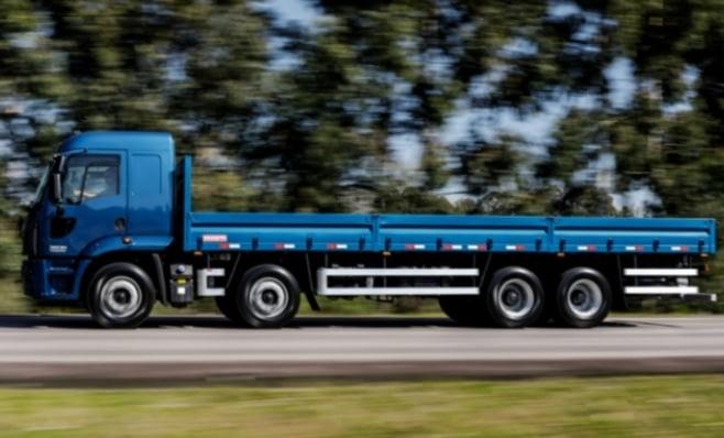 Imagem ilustrativa da notícia: Ambev compra trinta caminhões Ford