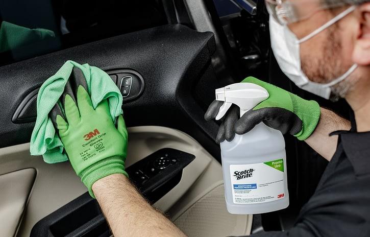 Imagem ilustrativa da notícia: Ford desinfeta veículos emprestados à Cruz Vermelha
