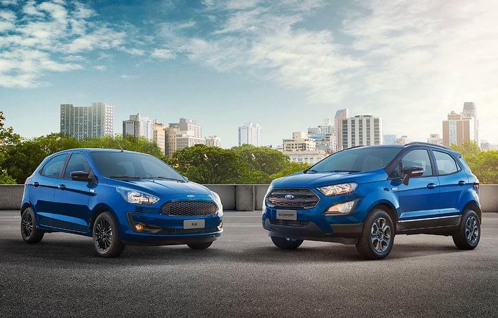 Imagem ilustrativa da notícia: Ford lança série especial para Ka e Ecosport