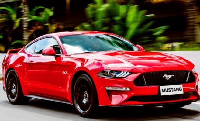 Imagem ilustrativa da notícia: Ford inicia vendas do Mustang