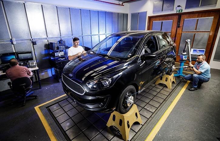 Imagem ilustrativa da notícia: Ford reduz quadro do campo de provas de Tatuí