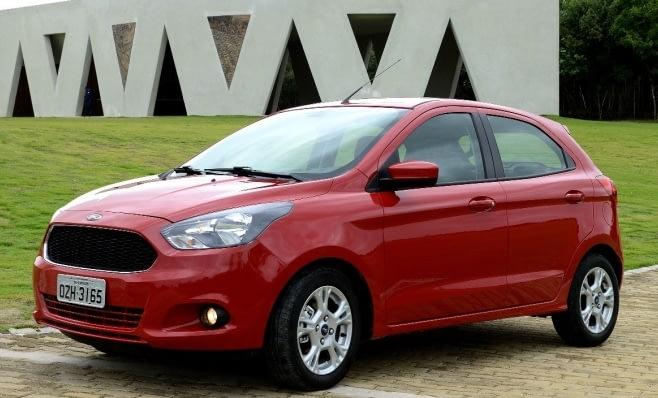 Imagem ilustrativa da notícia: Ford Ka foi o segundo mais vendido em setembro