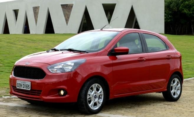 Imagem ilustrativa da notícia: Ford Ka é o segundo mais vendido na Am Lat em jan-mar