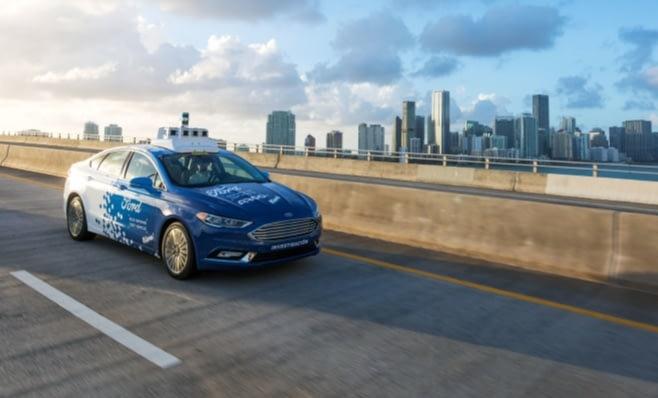 Imagem ilustrativa da notícia: Ford cria empresa dedicada aos VEA